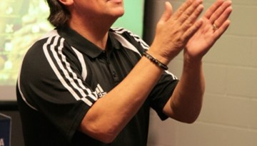 Latvijas jauniešu futbola treneru FIFA apmācības seminārs Rīgā