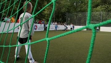 """LFF izsludina pieteikšanos projektam par """"Sintētisko futbola laukuma segumu uzstādīšanu''"""
