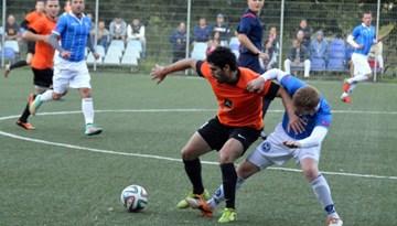 Startēs Rīgas futbola čempionāts