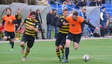 """Rīgas futbola čempionāta Superkausu izcīna FC """"Caramba Riga"""""""