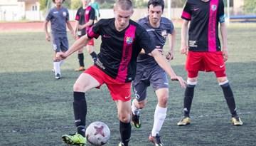 Rīgas futbola čempionātā dalību turpina 14 komandas