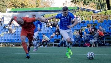Rīgas futbola čempionāta sudrabu iegūst FC Caramba Riga, bronza tiek New Project