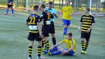 """Rīgas čempionātā vadību pārņem """"Rīnūži/BEITAR"""""""