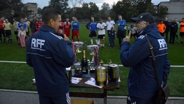 Ceturtajā RFF rīkotajā veterānu turnīrā startēs rekordliels komandu skaits
