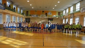 """Startēs turnīrs """"Rīgas kauss futbolā telpās"""" 2002.-2006. dzimšanas gada zēniem"""