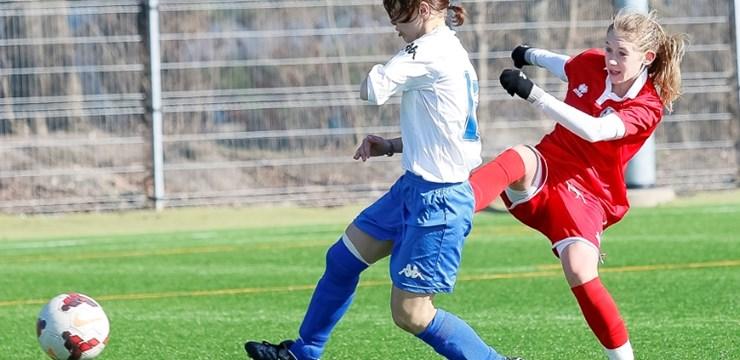 Spēles Rīgā un Rēzeknē pieliks punktu Latvijas Sieviešu Futbola līgas sezonai