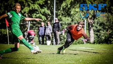 """Staicelē noskaidros Latvijas pārstāvjus pasaulē lielākajā jauniešu futbola turnīrā """"Gothia Cup"""""""
