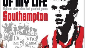 """Iznākusi grāmata """"Southampton: Match of My Life"""" ar Mariana Pahara atmiņām par pavadīto laiku Anglijā"""
