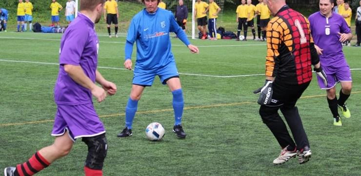 Svētdien Futbola dienas ietvaros sesto reizi notiks veterānu minifutbola turnīrs