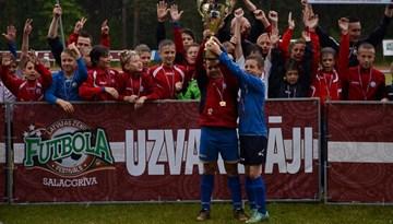 JFC Skonto attaisno favorītu statusu un uzvar ZFF B grupā