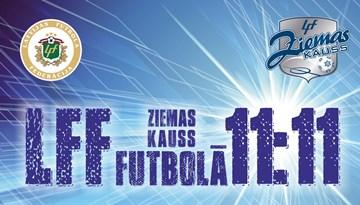 """Otro reizi Rīgā risināsies """"Ziemas Kauss"""" - pirmssezonas turnīrs Latvijas labākajiem jauniešu klubiem"""