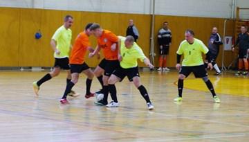 Ziemeļaustrumu reģionā sākušies telpu futbola čempionāti