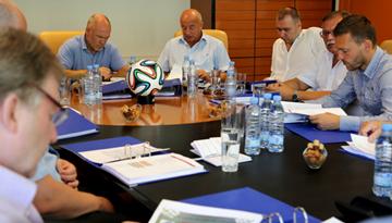 LFF Valdes 05.augusta sēdes lēmumi