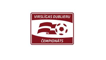 Atcelta šodien Rīgā paredzētā Virslīgas Dublieru čempionāta spēle