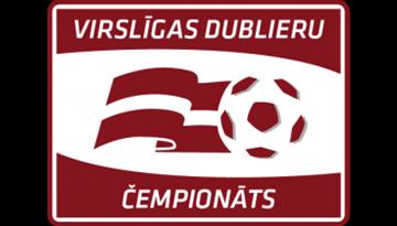 Pārcelta Dublieru čempionāta spēle starp FS METTA-2 - Skonto FC-2