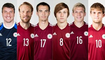 Paziņoti 2014.gada Latvijas labākā futbolista balvas kandidāti, uzvarētājs tiks paziņots 5.decembrī