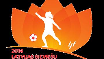 Rīgas Futbola skola un FK Olaine izvirzās vadībā Sieviešu 1.līgas čempionātā