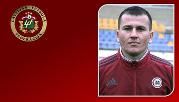 Aleksandrs Basovs apstiprināts Latvijas U-18 jauniešu izlases galvenā trenera amatā