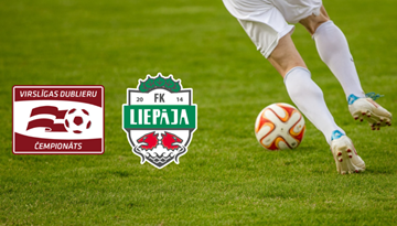 FK Liepāja-2 uzvar Virslīgas Dublieru čempionāta kopvērtējumā