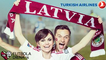 Līdz Futbola dienai 2015 - 20 dienas!