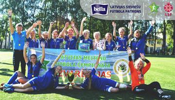 Meiteņu čempionāts noslēdzies ar rīdzinieču un SK Babīte panākumiem U-14 grupā