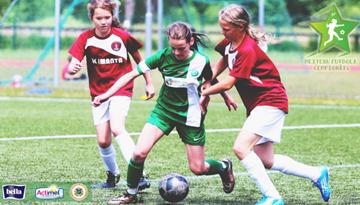 Ar U-12 grupas spēlēm Olainē un Rīgā atsāksies Latvijas meiteņu futbola čempionāta sezona
