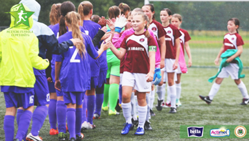 Atsākusies Latvijas meiteņu futbola vasaras čempionāta sezona
