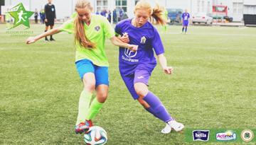 Rēzeknes BJSS pārņem vadību meiteņu futbola vasaras čempionāta vecākajā grupā
