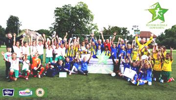 FK Liepāja uzvar Latvijas meiteņu futbola čempionāta U-12 B grupas konkurencē