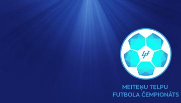 Janvārī un februārī četrās vecuma grupās noritēs meiteņu telpu futbola čempionāts