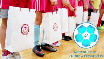 Meiteņu telpu futbola čempionāta sezona sāksies ar spēlēm Olainē un Rīgā