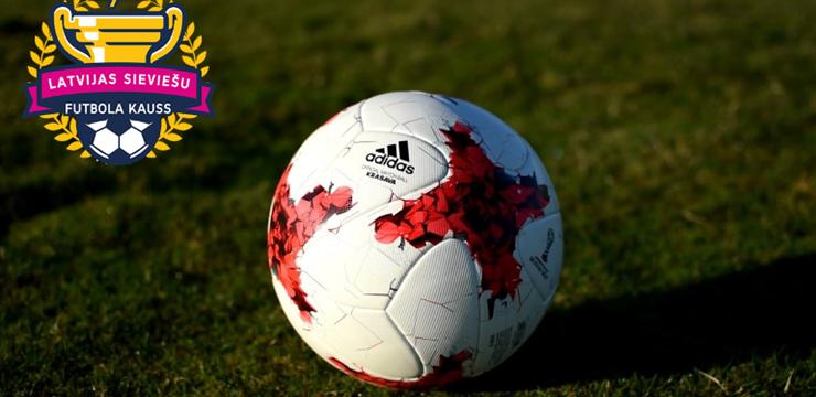 Trīs spēles ievadīs Latvijas sieviešu futbola kausa izcīņas turnīru