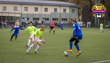Rīgas Futbola skola ceturto reizi sasniedz Latvijas kausa finālu sievietēm