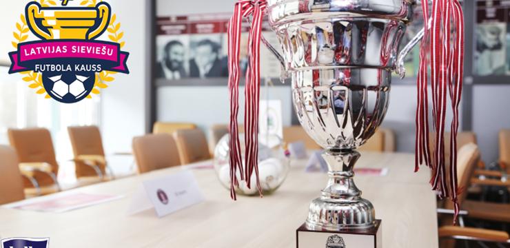 Graujoša uzvara ieved Rīgas Futbola skolu Latvijas sieviešu kausa izcīņas pusfinālā
