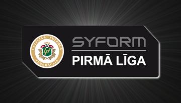 """Sestdien Gulbenē tiks pasniegts """"SYFORM"""" Latvijas 1. līgas čempionu kauss"""