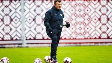 Latvijas U-21 izlase devusies uz Moldovu, mainīta spēles norises vieta un laiks
