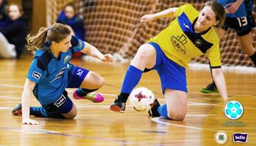 Astoņas komandas uzzinājušas pretiniekus meiteņu čempionāta 2. divīzijas ceturtdaļfinālā