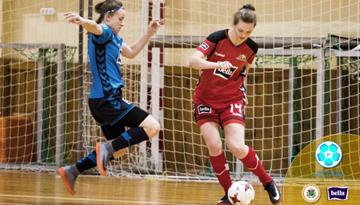 Rīgas, Liepājas un Rēzeknes komandas iekļūst meiteņu čempionāta 1. divīzijas pusfinālā
