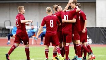 Latvijas U-21 izlase pārbaudes spēlē 22. martā izbraukumā tiksies ar Moldovu
