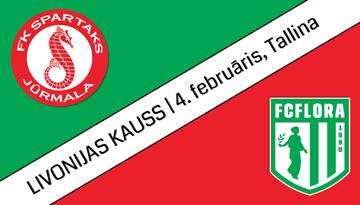 Latvijas un Igaunijas čempioni par Livonijas kausu spēkosies 4. februārī Tallinā