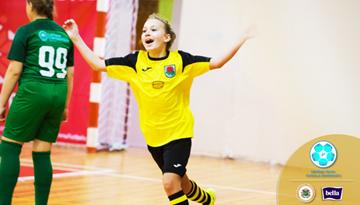 Vēl 19 komandas iesaistījušās meiteņu telpu futbola čempionāta sezonā