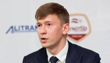 Maksims Krivuņecs ievēlēts par Virslīgas valdes priekšsēdētāju
