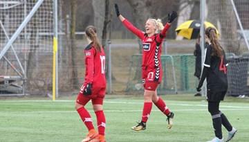 Čempiones ar uzvaru Lieldienu spēlē ievada jauno SFL sezonu