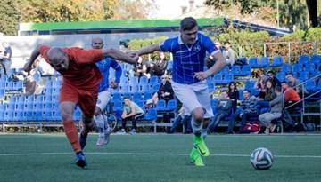 Rīgas futbola čempionāts šogad divās līgās, pieteikšanās - līdz 15. aprīlim