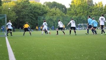Četrām komandām otrās uzvaras Rīgas minifutbola čempionātā