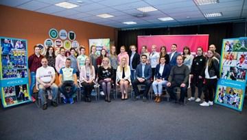 Jaunā Latvijas sieviešu futbola sezona ar saukli #sirdslieta