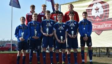 Atsākusies LFF Futbola akadēmijas sezona