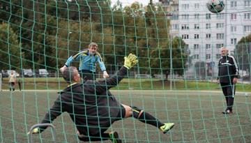Daugavpils ar uzvaru sāk veterānu čempionu titula aizstāvēšanu