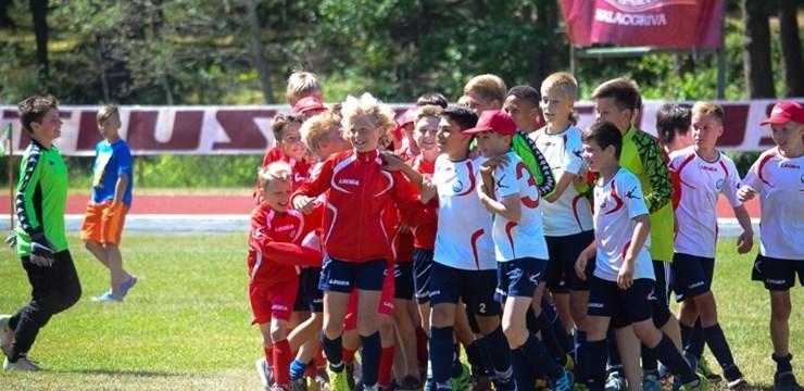 Zēnu futbola festivāls