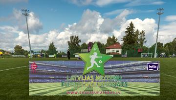 Jauni dalībnieku rekordi Latvijas meiteņu futbola vasaras čempionātā